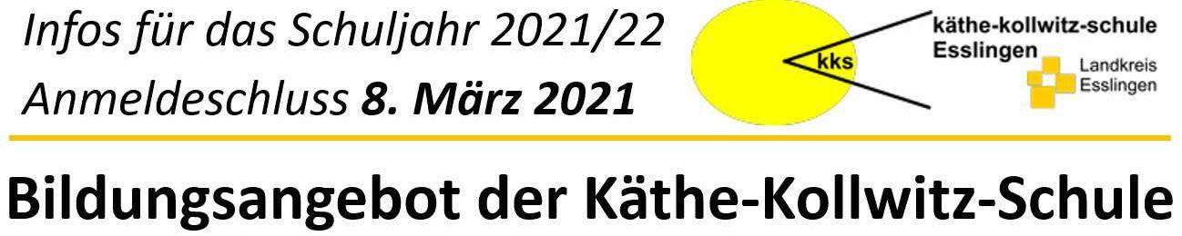 Bildungsangebot der Käthe-Kollwitz-Schule